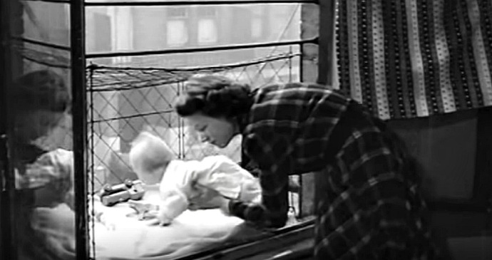 Baby Cages The 1930s Solution To Giving Your Child Fresh
