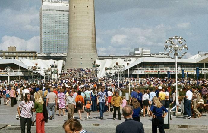 Berlin festival in 1973