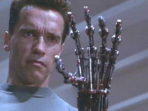 One day you might upgrade to a robot hand that's vastly superior to your own