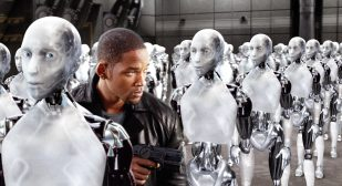 Humanoid robots have been a staple of sci-fi movies for years